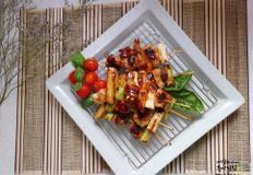 손쉬운 레시피 일본식 닭꼬치 야키도리 아이간식으로 좋아요