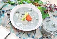 서리태콩국수~ 무더위를 이기는 여름 요리