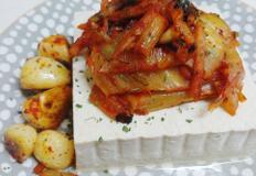 초간단 다이어트용 두부김치 / 누구나 쉬운 레시피