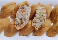 유부초밥, 초간단 유부초밥, 소고기유부초밥,소고기야채유부초밥!