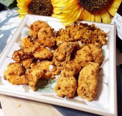 #에어프라이어 #오징어튀김 #새우튀김 #표고버섯튀김만들기 #에어프라이로 튀겨낸 오징어, 새우, 표고버섯튀김!!!