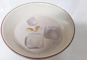 미숫가루 가족용 손님용 미숫가루 깨쟁이요리 더위여름음료