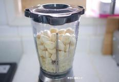다진마늘 만드는 방법, 냉동보관법
