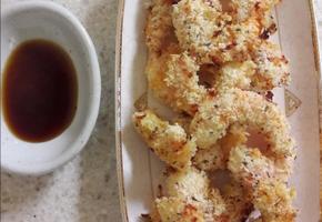 에어프라이 새우 튀김, 간단한 새우튀김 요리