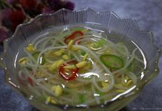 콩나물냉국 시원하게 먹는 여름별미