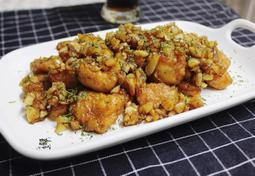마늘간장닭강정 만들기. 단짠단짠 매력적인 닭안심요리. 술안주. 아이들간식.