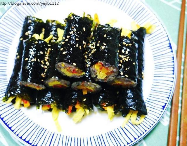 후리카케꼬마김밥