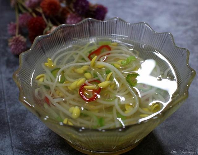 콩나물냉국