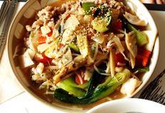#중국요리 #손님접대요리 #잡탕밥만들기 #각종해물과 채소가 들어간 잡탕밥!!!