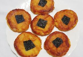 일본식 감자떡 이모모찌 만들기