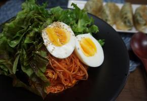 콩나물 비빔국수 만드는 방법