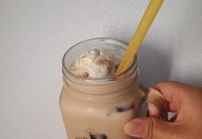 아이스크림라떼