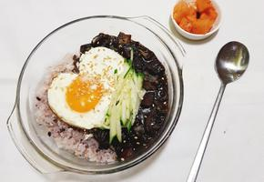 초간단 영양만점 짜장밥 만들기