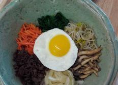 소불고기 비빔밥만들기, 약고추장 비빔밥 , 윤식당비빔밥