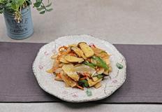 미니새송이버섯볶음 굴소스로 볶아 더 맛있는 미니새송이버섯요리