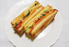 사먹는것보다 더맛있는 길거리 토스트 만들기