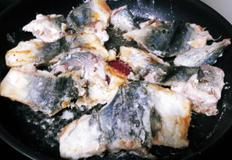 제철감자로 만든 고등어간장무조림 깨쟁이요리 생선튀김