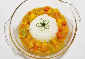 남녀노소 누구나 좋아하는 제철야채로 만드는 초간단 카레라이스만들기