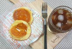핫케이크 가루로 입에서 살살녹는 수플레 팬케이크 쉽게 만들기
