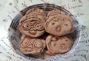 (Home made)뽀로로&패티 쵸코밀크 쿠키
