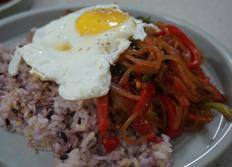 잡채&잡채밥 만들기