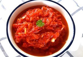 스파게티 소스 만들기 제철 요리