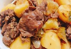 일본식 소고기 감자조림 니쿠자가!