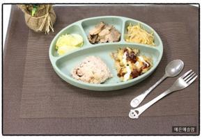 아이 반찬, 유아식 식단, 유아 반찬, 배추쌈, 수육, 콩나물무침, 수제 타코야키, 4살 식단, 3살 식단, 43개