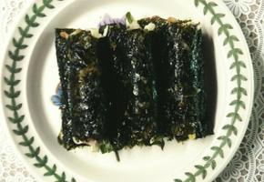 조미김 꼬마김밥