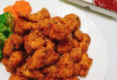 닭가슴살의 재발견 바삭바삭 팝콘치킨 만들기
