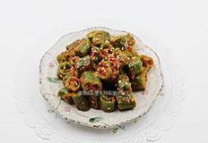 오이고추 된장무침 만드는 법, 아삭아삭 시원하고 맛있는 아삭이고추무침