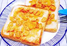 초초간단 식빵 레시피! 1분 토스트