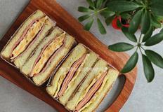 햄치즈토스트 만드는 법, 옥수수 넣어 더 맛있는 길거리토스트