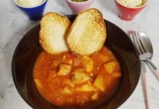 산뜻한 무수분 토마토 치킨스튜