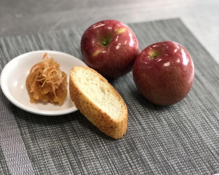 사과껍질조림