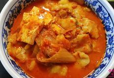 참치두부김치찌개, 칼칼한 찌개가 먹고플 때, 입맛을 확 당기고 싶을 때 최고의 김치찌개 레시피.