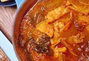 산적김치찌개 / 추석음식 처리 / 추석음식 재활용 / 명절음식 재활용