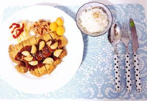 돈가스 & 집밥백선생 일본 돈가스 소스 만들기
