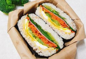 김밥보다 만들기 쉬운 오니기라즈 만들기