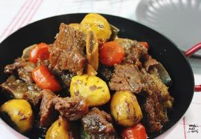 추석 명절 음식 맛있는 소갈비찜 만들기. 바쁜일상 시판양념 활용해요.