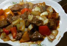 #등심 찹스테이(Chop Steak)#