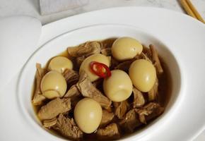 삼삼한 메추리알 돼지고기 장조림(도시락 밑반찬으로 최고!)