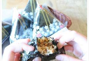 참치 고추마요 삼각김밥 만들기 참 쉽네요~고추마요 참치 삼각김밥