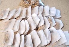 #천연조미료 #천연다시팩만들기 #천연조미료만들기 #멸치,홍합,건새우,건표고버섯,다시마, 새우가루, 고춧씨를 넣고 만
