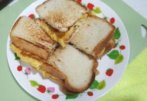 달걀 토스트