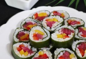 쌈다시마 먹는법 다시마쌈밥으로 맛있게~
