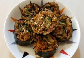 남자친구 도시락 추천메뉴 불닭볶음 대패삼겹살 김밥, 송주 불냉면 소스로 속따가운 매운맛 즐기기