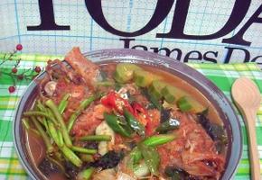 매운탕 맛있게 끓이는 비법/적어 매운탕, 빨간고기 매운탕