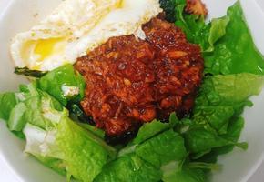 참치 비빔밥