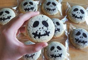 할로윈 브라우니 쿠키 만들기|효썸